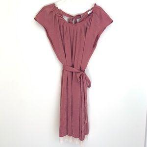 LC Lauren's Conrad pink dress size XL NWT